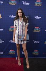 LACY CAVALIER at 2017 Radio Disney Music Awards in Los Angeles 04/29/2017
