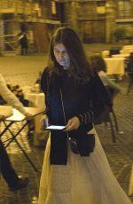 LAETITIA CASTA at Pierluigi