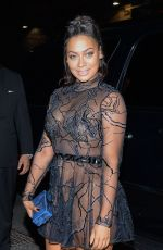 LALA ANTHONY at 2017 MET Gala in New York 05/01/2017