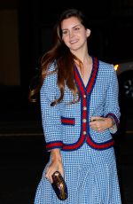 LANA DEL REY Out with Her Sister CAROLINE GRANT in New York 05/03/2017