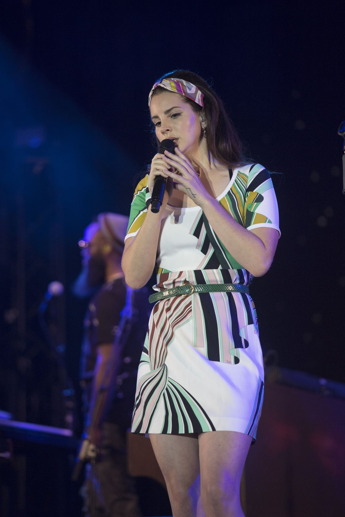 Lana Del Rey Performs At Radio 1 S Big Weekend In Hull 05 27 2017 Hawtcelebs