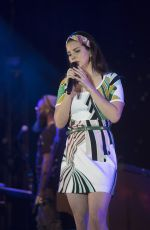 LANA DEL REY Performs at Radio 1's Big Weekend in Hull 05/27/2017