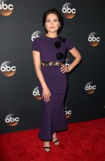 LANA PARRILLA at 2017 ABC Upfronts Presentation in New York 05/16/2017