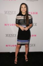 LANDRY BENDER at Nylon Young Hollywood May Issue Party in Los Angeles 05/02/2017