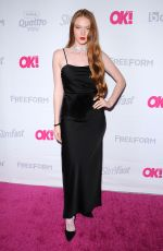LARSEN THOMPSON at OK Magazine Summer Kickoff in Los Angeles 05/17/2017