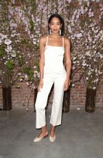 LAURA HARRIER at 4th Annual Pioneer Works Village Fete in New York 04/30/2017