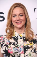 LAURA LINNEY at 2017 Tony Awards Meet the Nominees Press Junket in New York 05/03/2017