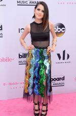 LAURA MARANO at Billboard Music Awards 2017 in Las Vegas 05/21/2017