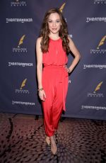 LAURA OSNES at 2017 Drama Desk Nominees Reception in New York 05/10/2017