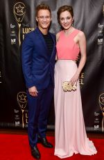 LAURA OSNES at 32nd Annual Lucille Lortel Awards in New York 05/07/2017