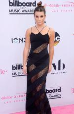 LEA MICHELE at Billboard Music Awards 2017 in Las Vegas 05/21/2017