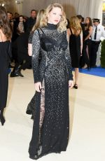 LEA SEYDOUX at 2017 MET Gala in New York 05/01/2017
