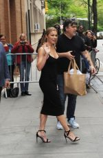 LEANN RIMES Leaved The View in New York 05/02/2017