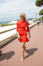 LENA GERCKE Out and About in Cannes 05/18/2017
