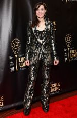 LENA HALL at 32nd Annual Lucille Lortel Awards in New York 05/07/2017