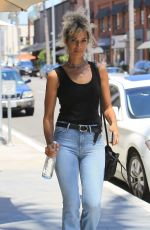 LEONA LEWIS in Jeans Out in Beverly Hills 05/22/2017