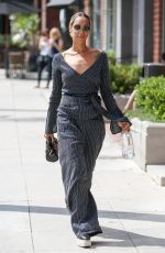 LEONA LEWIS Out in Los Angeles 05/30/2017