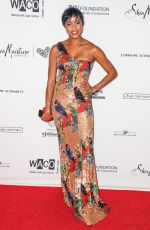 LETOYA LUCKETT at Wearable Art Gala at California African American Museum in Los Angeles 04/29/2017