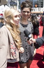 LILAN BOWDEN at 2017 Radio Disney Music Awards in Los Angeles 04/29/2017