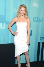 LILI REINHART at CW Network's Upfront in New York 05/18/2017
