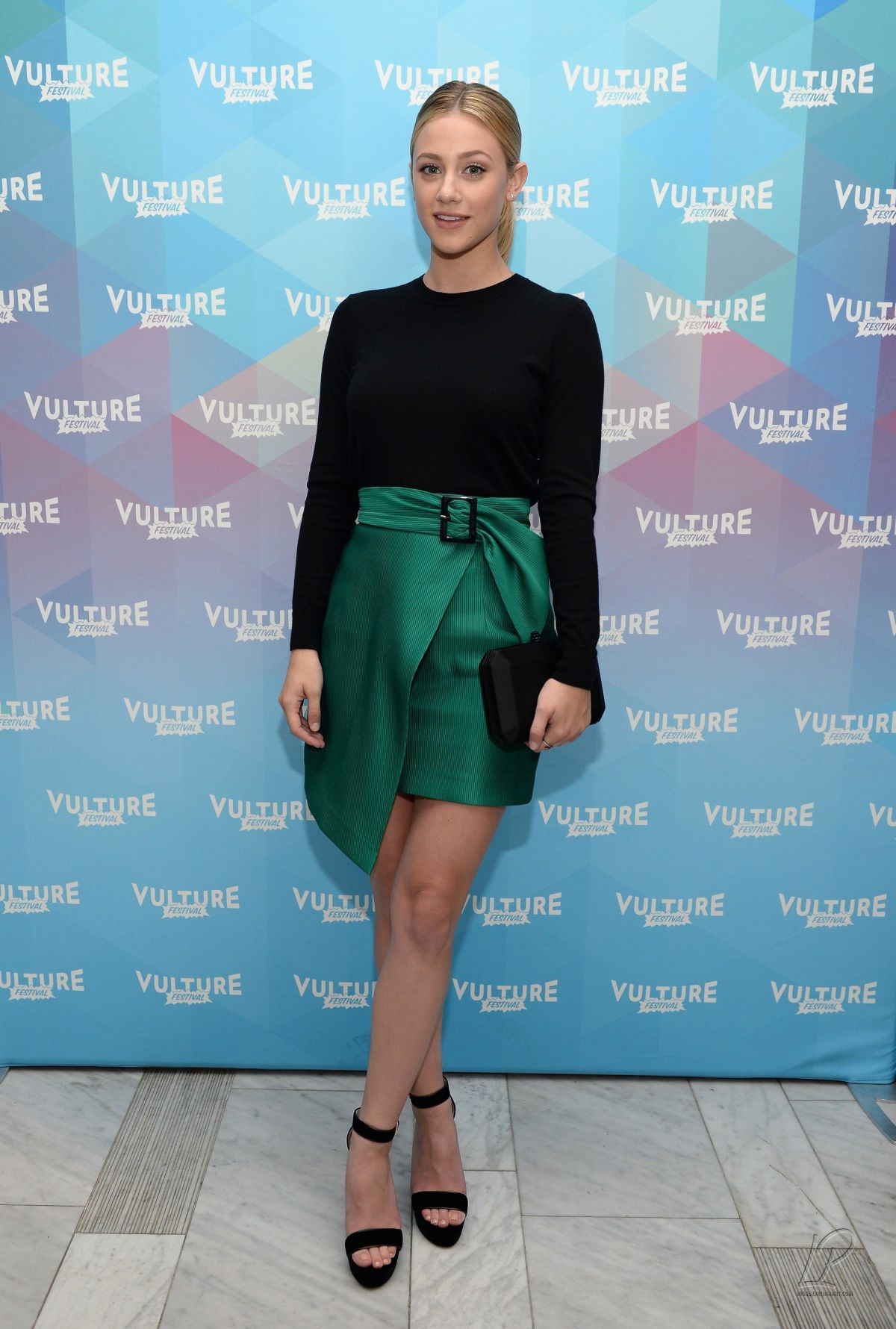 LILI REINHART at Vulture Festival in New York 05/20/2017