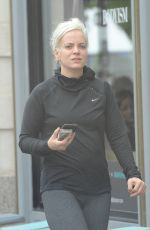 LILY ALLEN Leaves a Gym in Notting Hill 05/05/2017