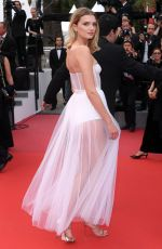 LILY DONALDSON at Loveless Premiere at 2017 Cannes Film Festival 05/18/2017