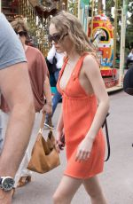 LILY-ROSE DEPP Out and About in Cannes 05/18/2017