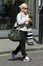 LILY ALLEN Out Shopping in Notting Hill 05/05/2017