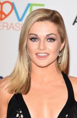 LINDSAY ARNOLD at 24th Annual Race to Erase MS Gala in Beverly Hills 05/05/2017