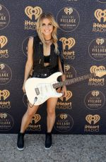 LINDSAY ELL Performs at 2017 Daytime Village at Iheartcountry Festival in Austin 05/06/2017