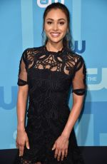 LINDSEY MORGAN at CW Network's Upfront in New York 05/18/2017