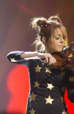 LINDSEY STIRLING at 2017 Radio Disney Music Awards in Los Angeles 04/29/2017