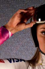 LINDSEY VONN - Team USA PyeongChang 2018 Winter Olympics Portraits
