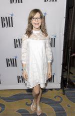 LISA LOEB at 2017 BMI Film, TV & Visual Media Awards in Beverly Hills 05/10/2017