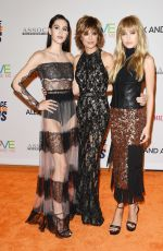 LISA RINNA, AMELIA and DELILAH HAMLIN at 24th Annual Race to Erase MS Gala in Beverly Hills 05/05/2017