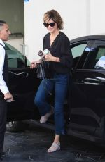 LISA RINNA Out Shopping in Beverly Hills 05/03/2017