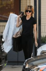 LISA RINNA Shopping at Barney