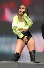 LITTLE MIX Performs at BBC Radio 1's Big Weekend in Hull 05/28/2017