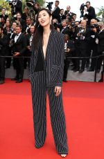 LIU WEN at Anniversary Soiree at 70th Annual Cannes Film Festival 05/23/2017