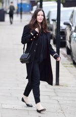 LIV TYLER Leaves Her Home in London 05/04/2017