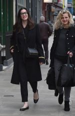 LIV TYLER Out and About in London 05/04/2017