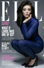 LORDE in Elle Magazine, June 2017