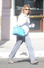LORI LOUGHLIN Out and About in Los Angeles 05/04/2017