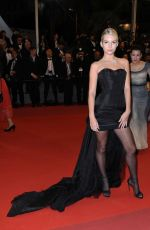 LOTTIE MOSS at The Square Premiere at 70th Annual Cannes Film Festival 05/20/2017