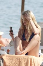 LOTTIE MOSS in Bikini on Vacation in Marbella 05/27/2017