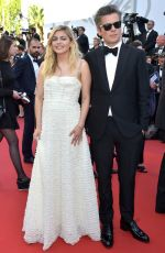 LOUANE EMERA at Ismael's Ghosts Screening and Opening Gala at 70th Annual Cannes Film Festival 05/17/2017