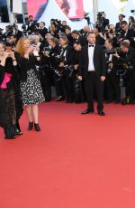 LUCIE LUCAS at 120 Beats Per Minute Premiere at 70th Annual Cannes Film Festival 05/20/2017