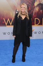 LUCY DAVIS at Wonder Woman Premiere in Los Angeles 05/25/2017