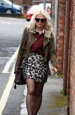 LUCY FALLON at Therapy House in Lytham St Annes 05/15/2017